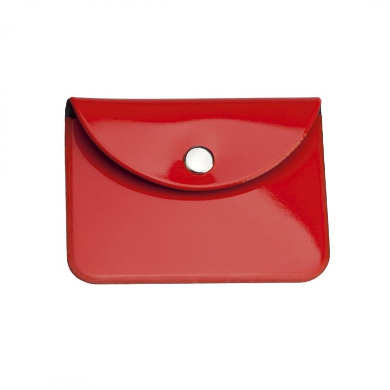 Monedero Crux Rojo