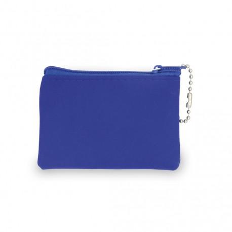 Monedero Zesh Azul