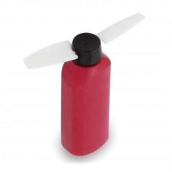 Ventilador Vanur Rojo