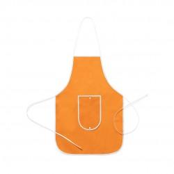 Delantal Plegable Sopex Naranja