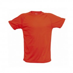 Camiseta Adulto Tecnic Plus Rojo