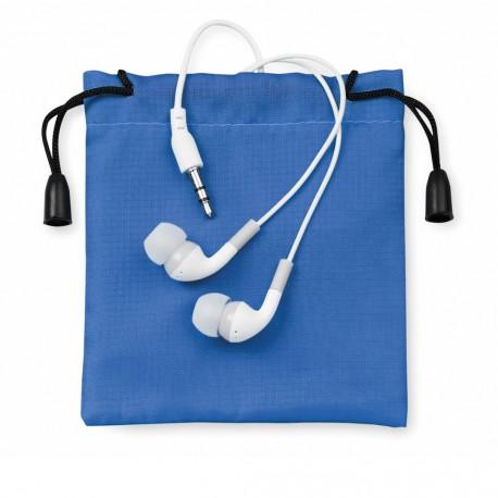 Auriculares Cimex Azul
