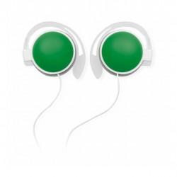 Auriculares Madox Verde