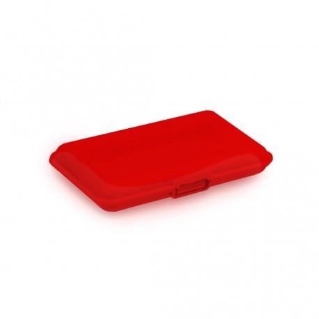 Tarjetero Terun Rojo