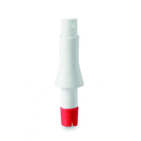 Vaporizador Jandres Blanco/Rojo