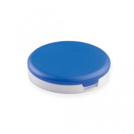 Espejo Soporte Senet Blanco/Azul