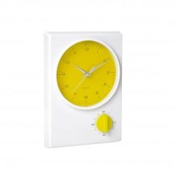 Reloj Temporizador Tekel Amarillo