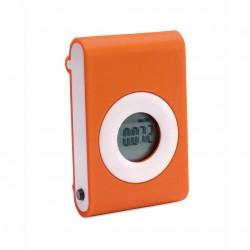 Podómetro Neiva Blanco/Naranja