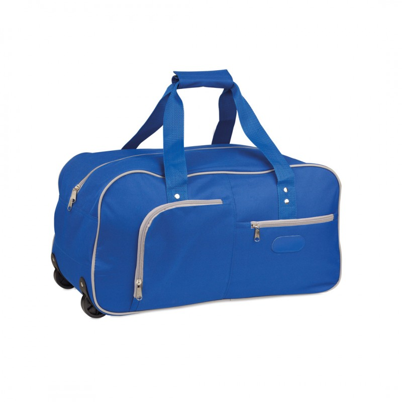 Bolso Trolley Nevis Azul