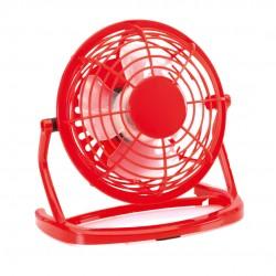 Miniventilador Miclox Rojo