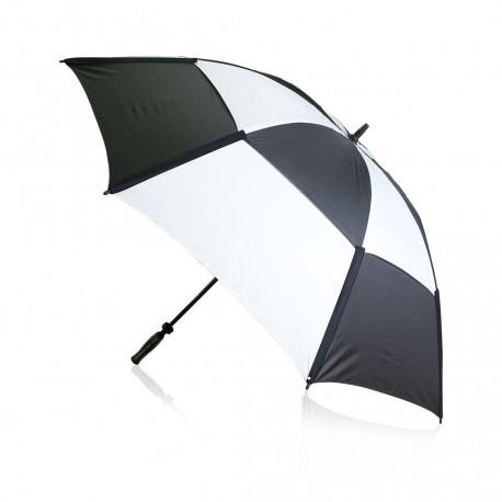 Paraguas Golf Budyx Negro/Blanco
