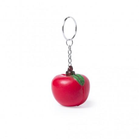 Llavero Antiestrés Fruty Manzana