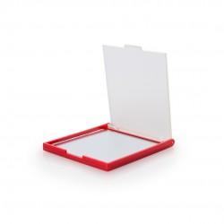 Espejo Marma Rojo