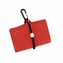 Bolsa Plegable Persey Rojo