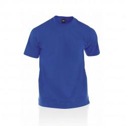 Camiseta Adulto Color Premium Azul Royal