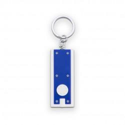 Llavero Linterna Shika Blanco/Azul