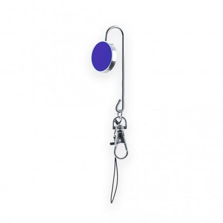Llavero Bolso Lysia Azul