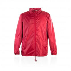 Impermeable Natsu Rojo