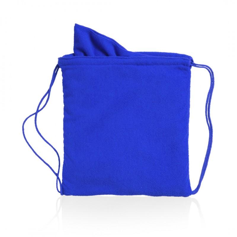 Mochila Toalla Kirk Azul