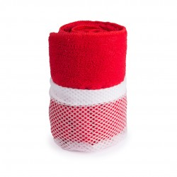 Toalla Absorbente Gymnasio Rojo