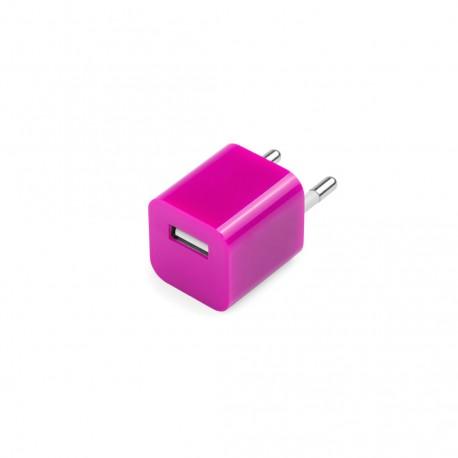 Cargador USB Radnar Fucsia