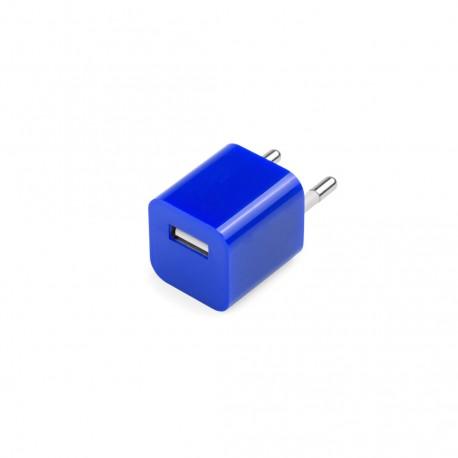 Cargador USB Radnar Azul