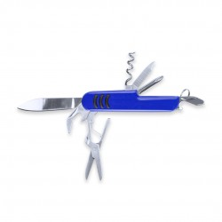 Navaja Multiusos Shakon Azul