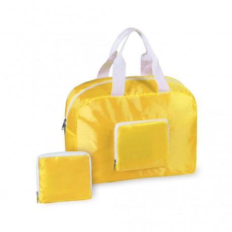 Bolso Plegable Sofet Amarillo