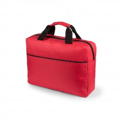 Portadocumentos Hirkop Rojo