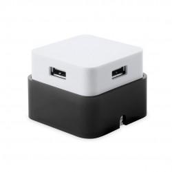 Puerto USB Dix Negro