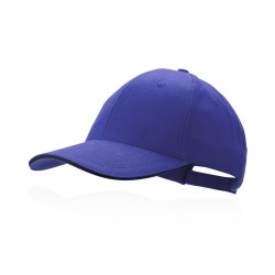 Gorra Rubec Azul