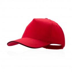 Gorra Kisse Rojo