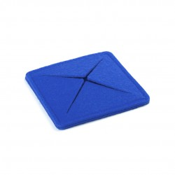 Posavasos Tanzak Azul
