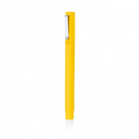 Bolígrafo Quarex Amarillo