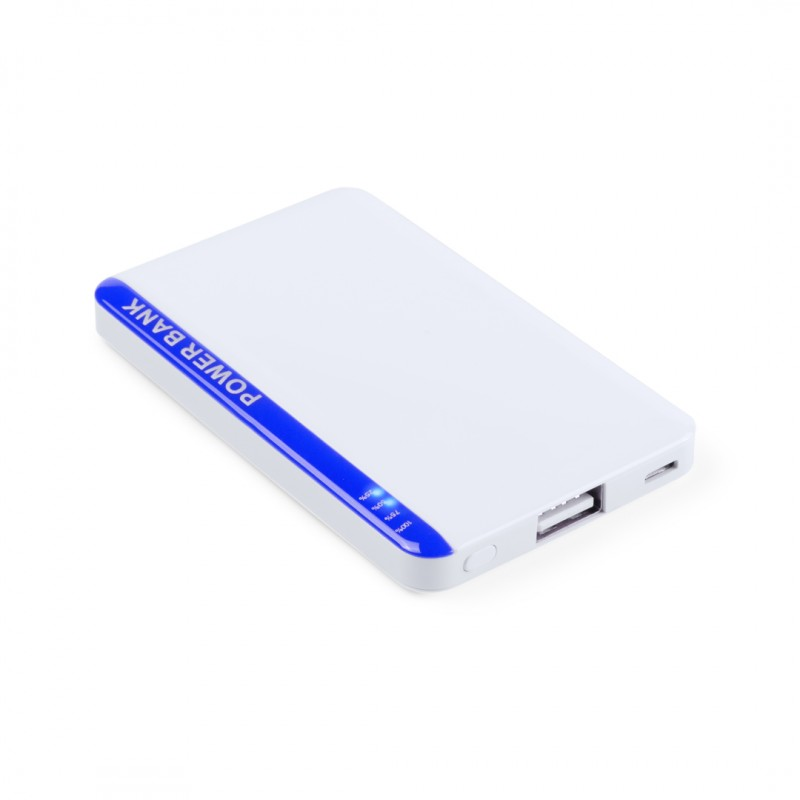 Power Bank Vilek Azul