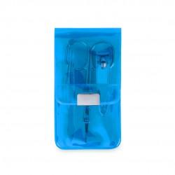 Set Manicura Silton Azul
