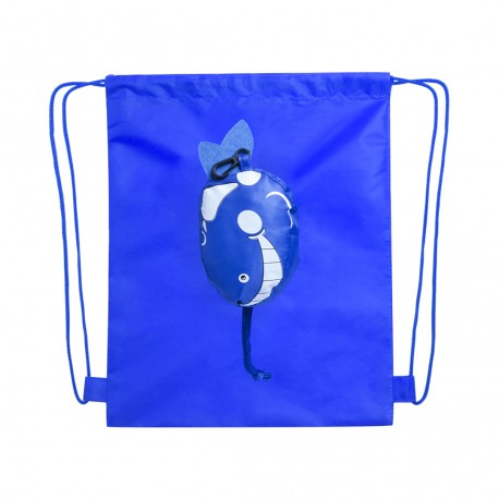 Mochila Plegable Kissa Azul
