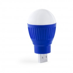 Lámpara USB Kinser Azul