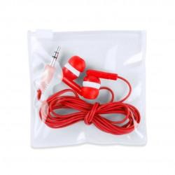Auriculares Celter Rojo
