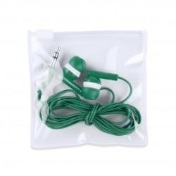 Auriculares Celter Verde