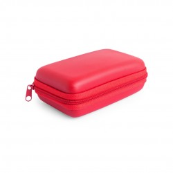 Set Power Bank Rebex Rojo