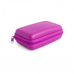 Set Power Bank Rebex Fucsia