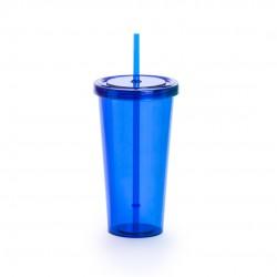 Vaso Trinox Azul