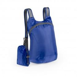 Mochila Plegable Ledor Azul