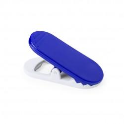 Abridor Clip Lambra Azul