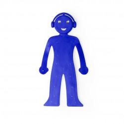 Lámpara Soporte Rapsi Azul