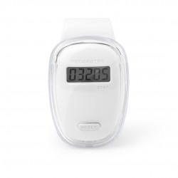 Podómetro Ferrium Blanco