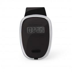 Podómetro Ferrium Negro