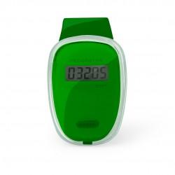 Podómetro Ferrium Verde