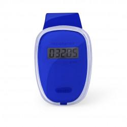 Podómetro Ferrium Azul